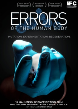 Errors of The Human Body (DVD)