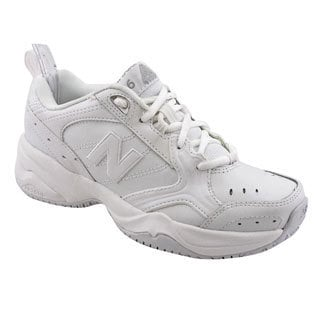 New Balance Women's 'WX626' Leather Athletic Shoe - Wide