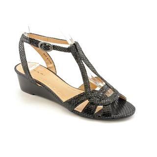 Tahari Women's 'Hanover' Animal Print Sandals