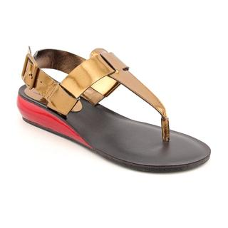 Kelsi Dagger Women's 'Genova' Multicolored Synthetic Sandals