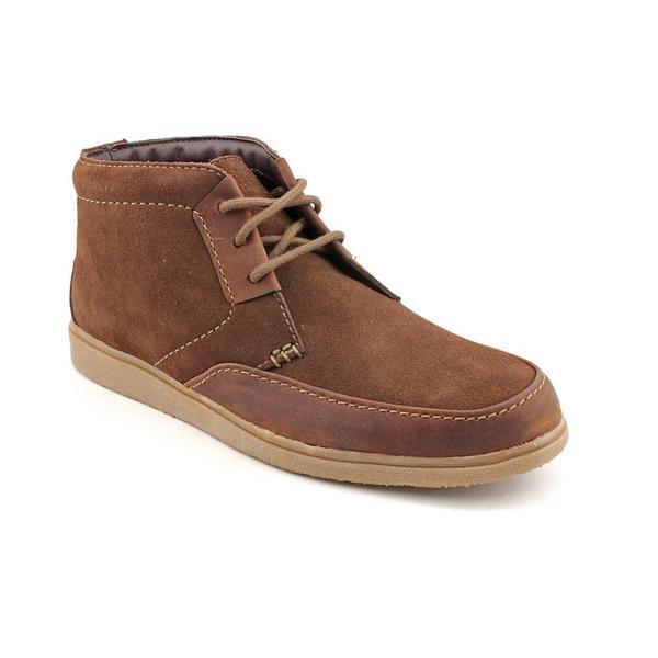 Clarks Men's 'Brayer Sport Moc' Regular Suede Boots