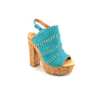 Kelsi Dagger Women's 'West' Regular Suede Sandals