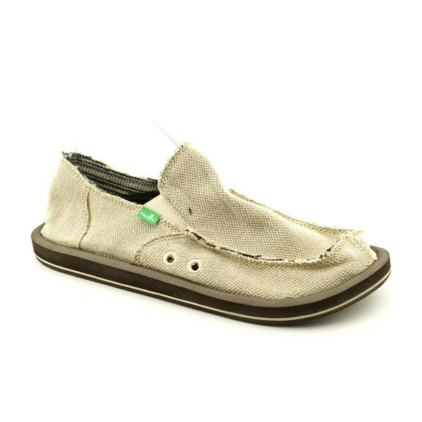 Sanuk Men's 'Hemp' Basic Textile Casual Shoes