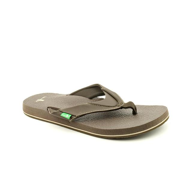 Sanuk Men's 'Beer Cozy' Synthetic Sandals