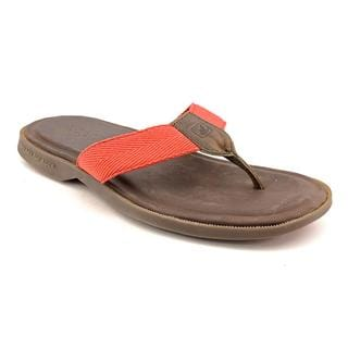 Sperry Top Sider Men's 'Harrison Thong' Canvas Sandals
