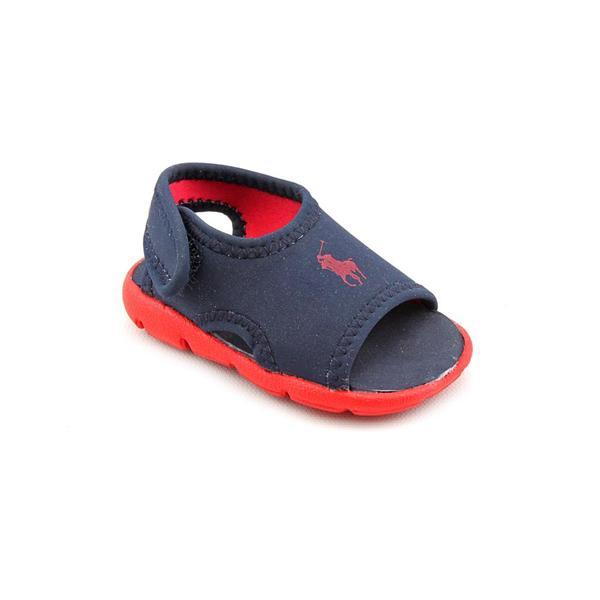 Ralph Lauren Layette Boy (Infant)'s 'Cove' Neoprene Sandals