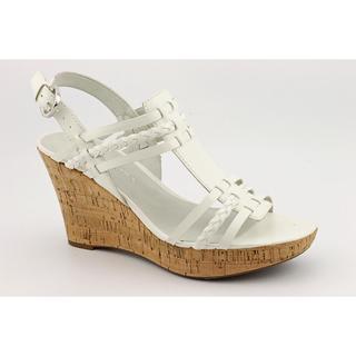 Franco Sarto Women's 'Cerise' Leather Sandals