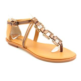 Michael Kors Women's 'Darci' Leather Sandals (Size 9 )