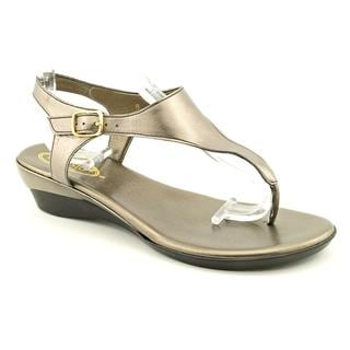 Callisto Women's 'Miranda' Synthetic Sandals