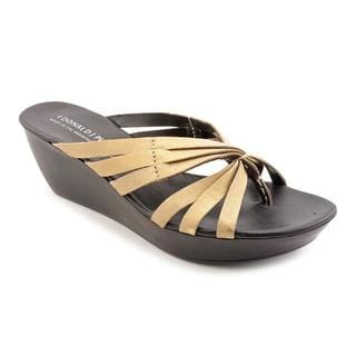 Donald J Pliner Women's 'Cathe' Leather Sandals (Size 5 )