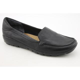 Easy Spirit Women's 'Abide' Leather Casual Shoes - Wide