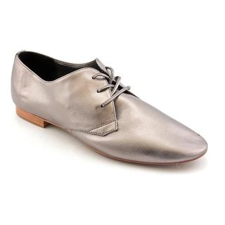 Candela Women's 'Daido' Grey Leather Casual Shoes