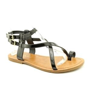 Jessica Simpson Women's 'Derren' Synthetic Sandals (Size 5.5 )