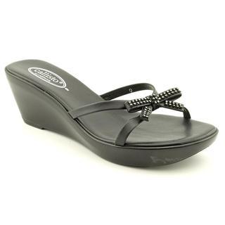 Callisto Women's 'Rena' Leather Sandals