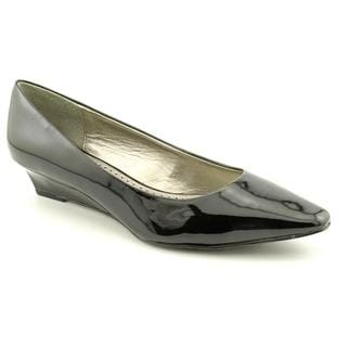 Adrienne Vittadini Women's 'Prince' Patent Leather Dress Shoes (Size 8.5 )