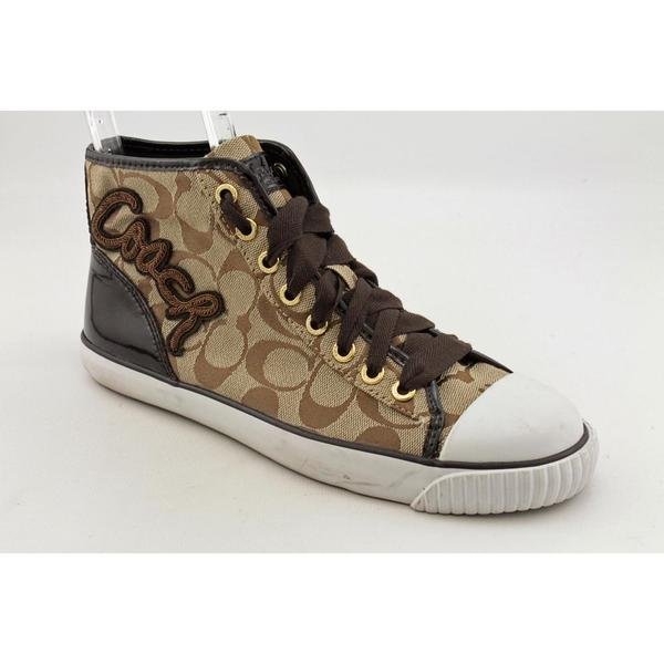 Coach Women's 'Garcia' Basic Textile Casual Shoes (Size 8)