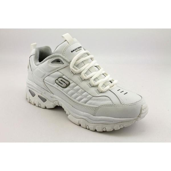 Skechers Sport Men's 'After Burn' Synthetic Athletic Shoe - Extra Wide (Size 8.5 )