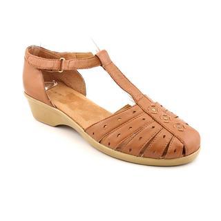 Easy Spirit Women's 'Ryssie' Leather Sandals (Size 11 )