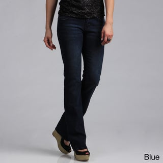 PLAYBOY Juniors Stretch Bootcut Jeans