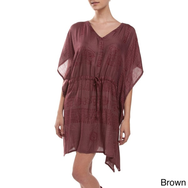 Hare Rama Beach Cover Up Dress (Nepal)