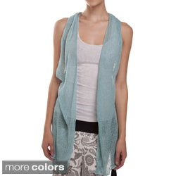 Light Knitted Sleeveless Top (Indonesia)