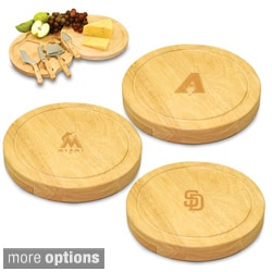 Circo MLB National League Cheese Board Set