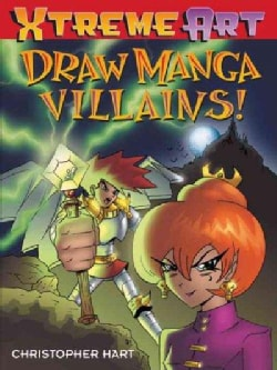 Draw Manga Villains (Paperback)