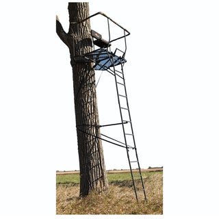 Big Game 16 Foot Ultra-View Deluxe Ladder Stand