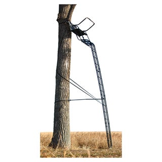 Big Game Treestands CR4602-S Sky Rise 20 Foot Ladder Stand
