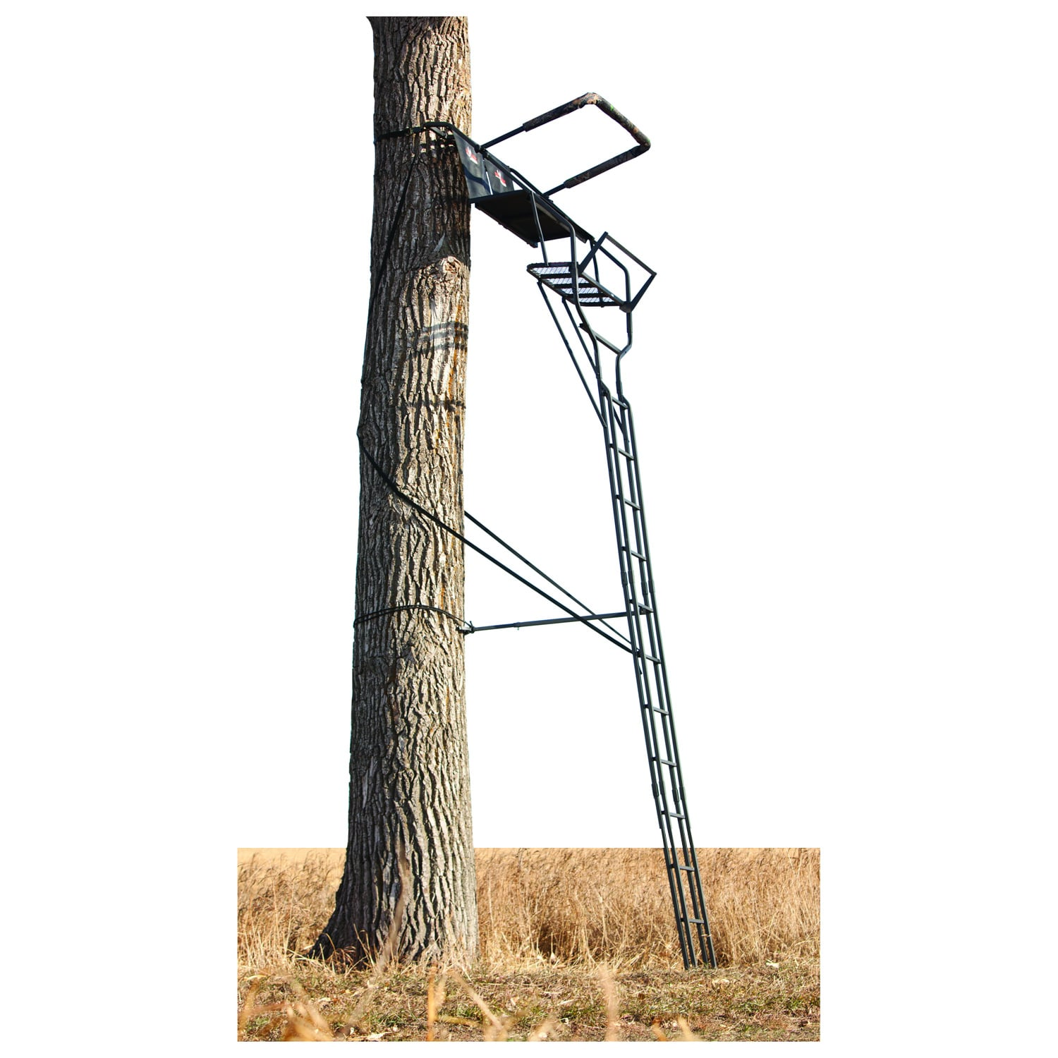 Big Game Treestands CR4951-S Rut Hunter 2 Person 17 Foot Ladder Stand at Sears.com