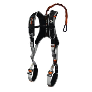 Big Game Treestands FA200 Platinum Collection Diamond Back Deluxe Safety Harness
