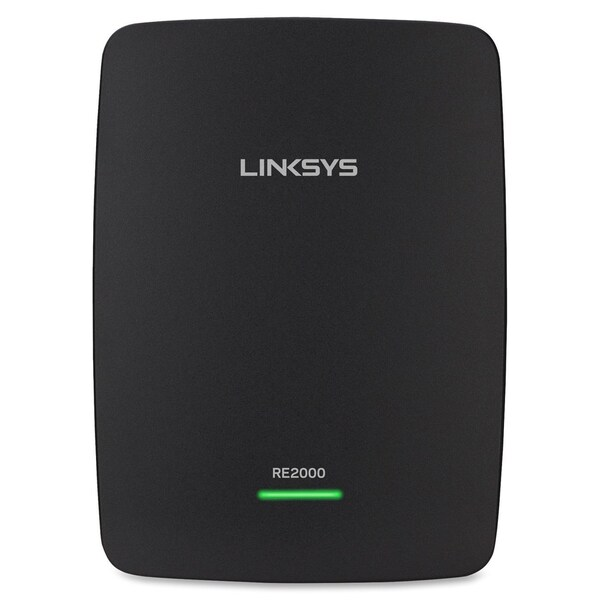 Linksys RE2000 IEEE 802.11n 300 Mbps Wireless Range Extender - ISM Ba