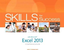 Skills for Success With Microsoft Excel 2013