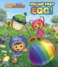 Follow That Egg! (Board book)