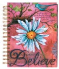 Believe Scriptured Journal: 96 Ruled Full Color Pages (Notebook / blank book)