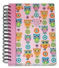 Owl Scriptured Journal: 96 Ruled Full Color Pages (Notebook / blank book)