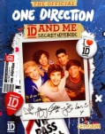 The Official One Direction and Me Secret Notebook (Hardcover)