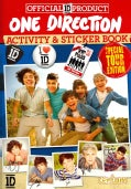 One Direction Activity & Sticker Book (Paperback)