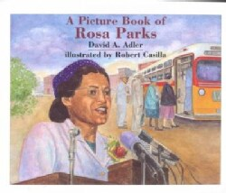 A Picture Book of Rosa Parks (Paperback)