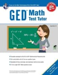 GED Math Test Tutor: For the New 2014 Ged Test (Paperback)