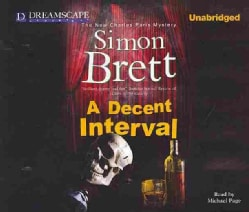 A Decent Interval (CD-Audio)