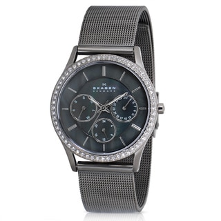 Skagen Women's Steel Chronograph Watch