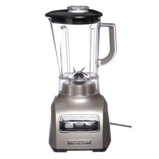 KitchenAid RKSB650CS Cocoa Silver 5-speed Blender (Refurbished)