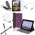 BasAcc Case/ Screen Protector/ Headset/ Wrap/ Splitter for Apple� iPad 2/ 3/ 4