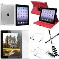 Cases/ Screen Protector/ Headset/ Wrap/ Splitter for Apple iPad 2