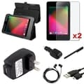 Case/ Screen Protector/ Headset/ Cable/ Stylus for Google Nexus 7