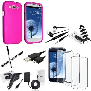 Case/ Screen Protector/ Headset/ Cable/ Stylus for Samsung© Galaxy S3