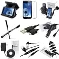 Case/ Screen Protector/ Headset/ Cable/ Mount for Samsung� Galaxy S3