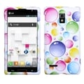MYBAT Rainbow Bigger Bubbles Protector Case for LG P769 Optimus L9