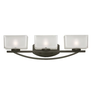 Cardine 3-light Bronze Vanity